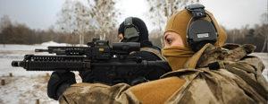 strzelania bojowe