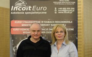 Incolt Euro szkolenia Specjalistyczne